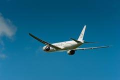 Boeing 777 Star Alliance Fotografía de archivo