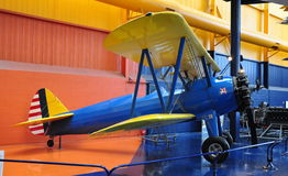 Boeing Stearman PT-17 Stock Photos