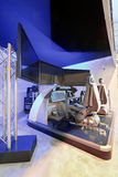 Boeing symulant Zdjęcie Royalty Free