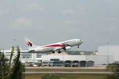 Boeing 737 Take Off Royalty Free Stock Image