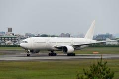 Boeing 777-200 Royalty Free Stock Photo
