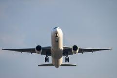 Boeing 777-300 Stock Image