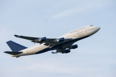Boeing 747-400 Royalty Free Stock Photography
