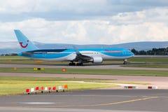 767 boeing thomson Arkivfoton