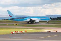 767 boeing thomson Fotografering för Bildbyråer