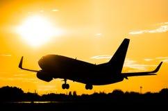 BOEING 737 UKRAINE Stock Photography