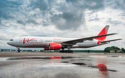 Boeing 777-200 Vimflygbolag Royaltyfri Foto