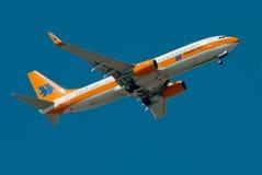 737 Boeinga Fotografia Stock