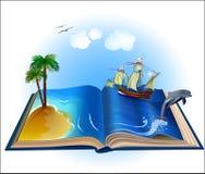Boek royalty-vrije illustratie