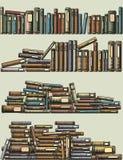 Boek foregrounds royalty-vrije illustratie