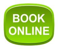 boek online knoop royalty-vrije illustratie