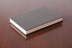 Boek op lijst stock afbeelding