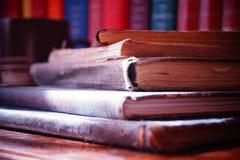 Boek over het boek royalty-vrije stock foto's