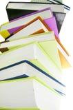 Boek stapel Stock Afbeeldingen