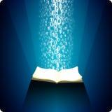 Boek van Informatie stock illustratie