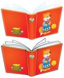 Boek van Sprookjes Royalty-vrije Stock Foto