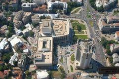 Boekarest stock foto's