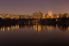 Boekarest! stock afbeeldingen