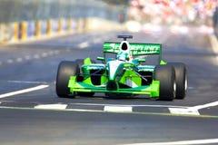 BOEKAREST, ROEMENIË, 23 AUGUSTUS: Formule 3 ras Stock Fotografie
