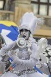 Boekarest, Roemenië - Juni 1, 2014: Stelt het Franse bedrijf van Mademoisellepaillette ` voor het SPEELGOED ` toont Royalty-vrije Stock Afbeeldingen