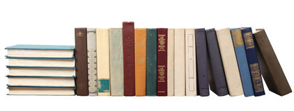 Boeken royalty-vrije stock afbeeldingen