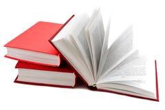 Boeken. Stock Fotografie