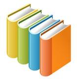 Boeken Stock Illustratie