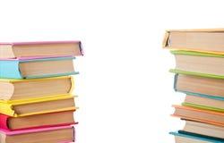 Boeken; Stock Foto