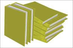 Boeken. Stock Foto's
