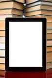 Boeken en tabletPC Stock Foto's