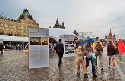 Boeken van Rusland Royalty-vrije Stock Foto's
