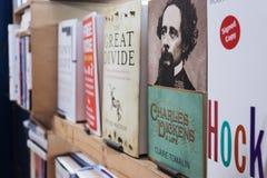 Boeken voor verkoop Royalty-vrije Stock Foto