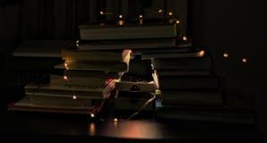 Boekenbouw royalty-vrije stock fotografie