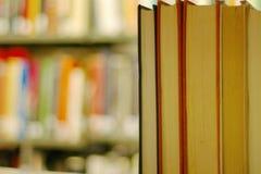 Boekenplank royalty-vrije stock afbeeldingen