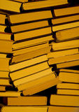 Boekenrek 1 Royalty-vrije Stock Foto's