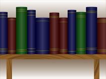 Boekenrek Royalty-vrije Stock Fotografie
