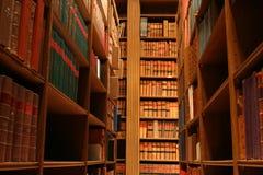 Boekenrekken Stock Foto