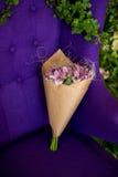 Boeket van Alstroemeria Royalty-vrije Stock Afbeeldingen