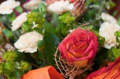 Boeket van bloem Royalty-vrije Stock Fotografie