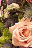 Boeket van bloemen Royalty-vrije Stock Afbeelding
