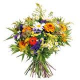 Boeket van bloemen van landbouwerstuin Stock Afbeelding