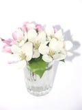Boeket van de bloemen van stremsel Stock Fotografie