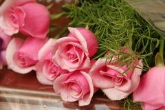 Boeket van mooie bloemen Royalty-vrije Stock Fotografie