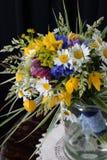 Boeket van wildflowers Stock Foto