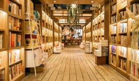 boekhandel Stock Afbeelding