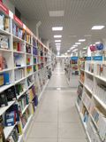 Boekhandel Stock Fotografie