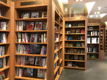 Boekhandel Stock Afbeeldingen