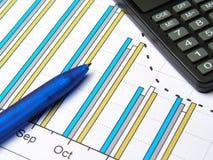 Boekhouding Stock Foto