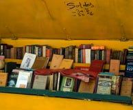 Boekmarkt Parijs Royalty-vrije Stock Afbeeldingen