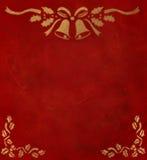 Bożenarodzeniowi Dzwony Fotografia Royalty Free